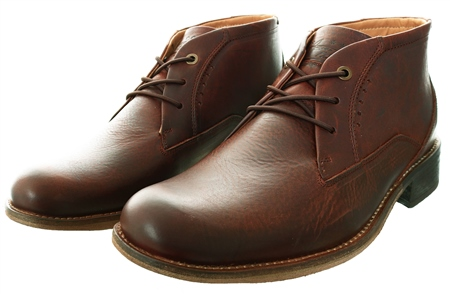 Bull Boxer Brown Mid Lace Up Boot  - Click to view a larger image