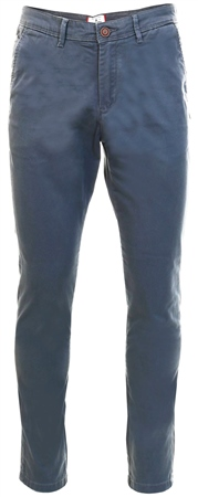 Jack & Jones Grey Marco Bowie Sa Chinos  - Click to view a larger image