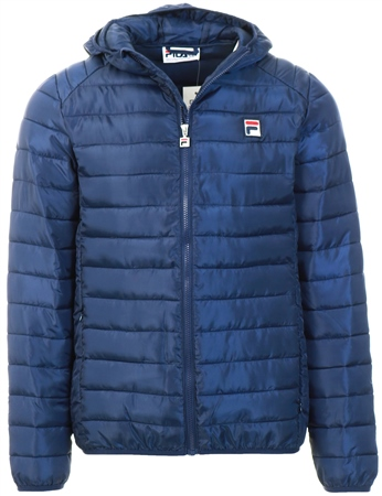 Fila Peacoat Pavo Padded Coat  - Click to view a larger image