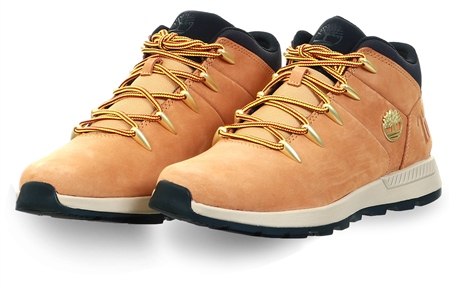 Timberland Yellow Euro Sprint Hiker Boot  - Click to view a larger image