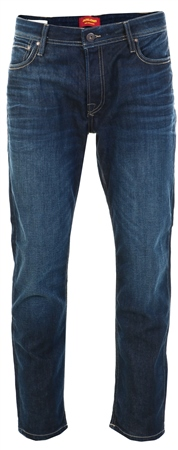 Jack & Jones Dstnwash Clark Original Jos 318 Regular Fit Jeans  - Click to view a larger image