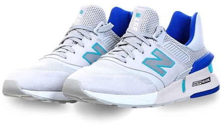 New Balance Light Aluminum With Bayside 997 Sport  - Click to view a larger image