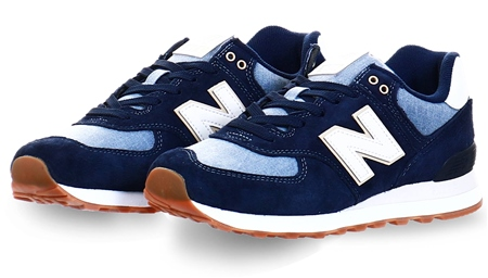 New Balance Pigment With Moonbeam Trainer  - Click to view a larger image