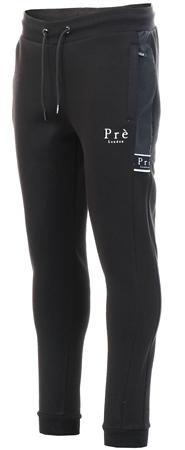 Pre London Black Eclispe Nylon Jogger  - Click to view a larger image
