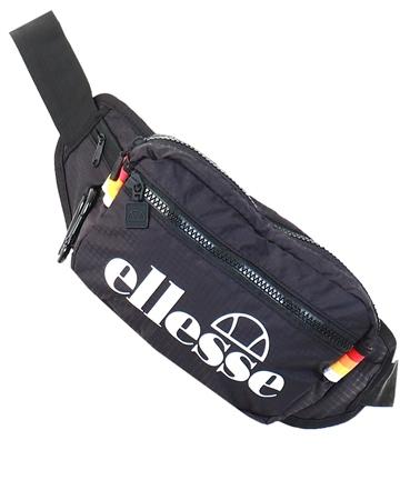 Ellesse Black Sanmo Cross Body Bag  - Click to view a larger image