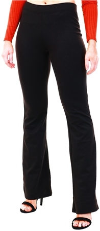 Only Black Fever Flared Pant  - Click to view a larger image