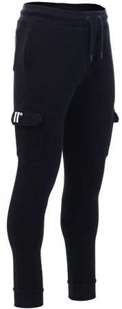 11degrees Black Utility Joggers  - Click to view a larger image