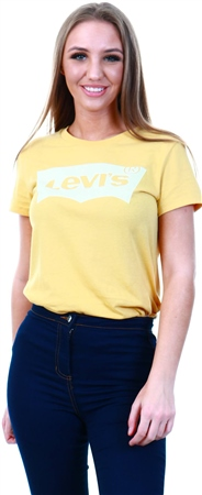 Levi's® Perfect Graphic Tee Shirt  - Click to view a larger image