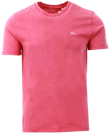 Levi's Red The Original Tee  - Click to view a larger image