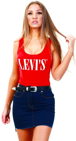 Levi's® Graphic Bodysuit  - Click to view a larger image