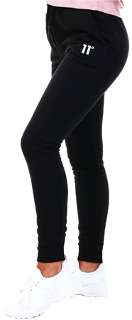11degrees Black Core Joggers  - Click to view a larger image