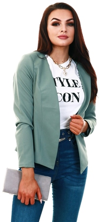 Only Green / Chinois Green Classic Blazer  - Click to view a larger image