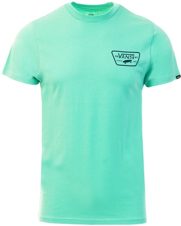 Vans Dusty Jad Full Patch Back T-Shirt  - Click to view a larger image