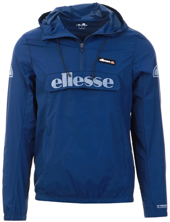 Ellesse Navy Berto 2 Jacket  - Click to view a larger image