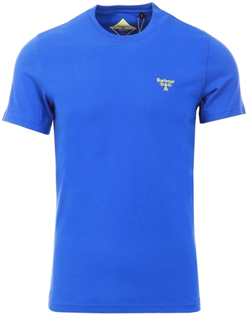 Barbour Beacon Dazzling Blue Beacon T-Shirt  - Click to view a larger image
