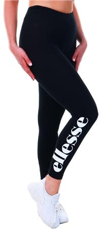 Ellesse Black Solos 2 Leggings  - Click to view a larger image