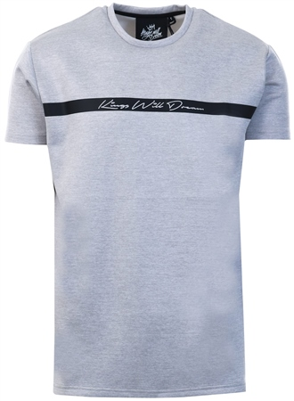 Kings Will Dream Grey Avell T-Shirt  - Click to view a larger image