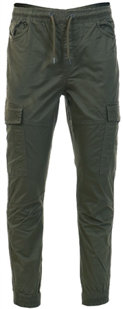 Tokyo Laundry Green Cargo Trouser  - Click to view a larger image
