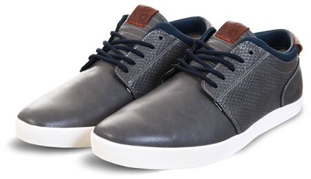 Lloyd & Pryce Fossil Lace Pu Trainer  - Click to view a larger image