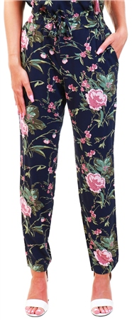 Veromoda Blue / Night Sky Normal Waist Loose Fit Jeans  - Click to view a larger image