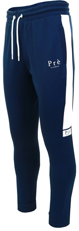 Pre London Navy / White Eclipse Nylon Jogger  - Click to view a larger image