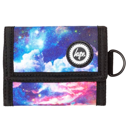 Hype Multi Sunset Space Wallet  - Click to view a larger image