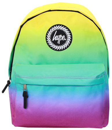 Hype Bell Gradient Backpack  - Click to view a larger image