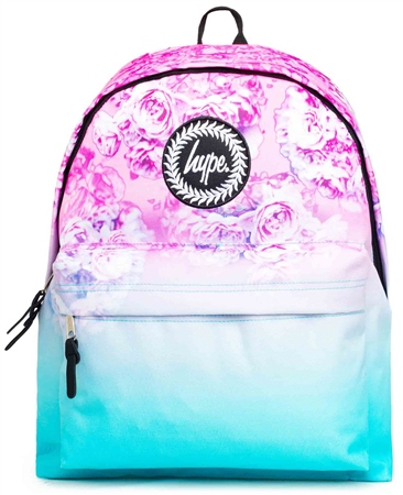 Hype Pastel Rose Fade Backpack  - Click to view a larger image