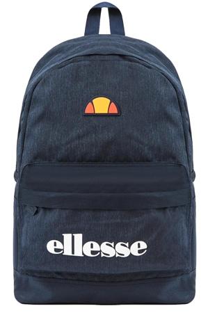 Ellesse Navy Regent Printed Backpack  - Click to view a larger image