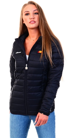 Ellesse Anthracite Black Lompard Padded Jacket  - Click to view a larger image