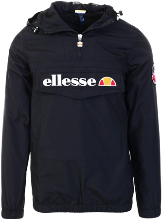 Ellesse Black Mont 2 Oh Jacket  - Click to view a larger image