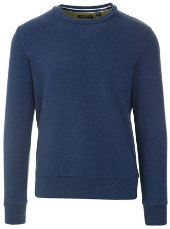 Brave Soul Ocean Marl Sweater  - Click to view a larger image