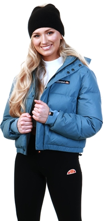 Ellesse Blue Monolis Padded Jacket  - Click to view a larger image