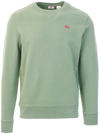 Levi's® Hedge Green New Original Crew  - Click to view a larger image