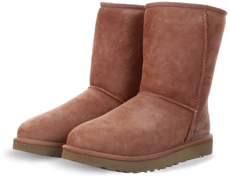 Ugg Brown Classic Short Ii Boot  - Click to view a larger image