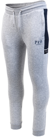 Pre London Navy / Grey Marl Eclipse Nylon Joggers  - Click to view a larger image