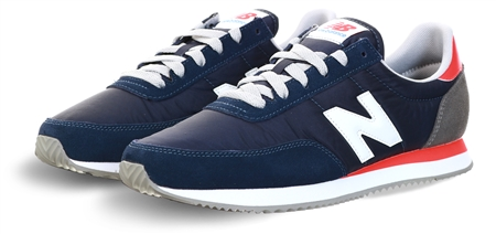 New Balance Navy/Red Pigment With Neo Flame  - Click to view a larger image