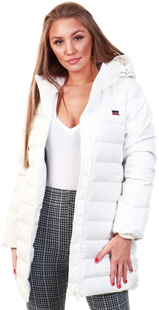Levi's® Core Down Mid Length Puffer  - Click to view a larger image