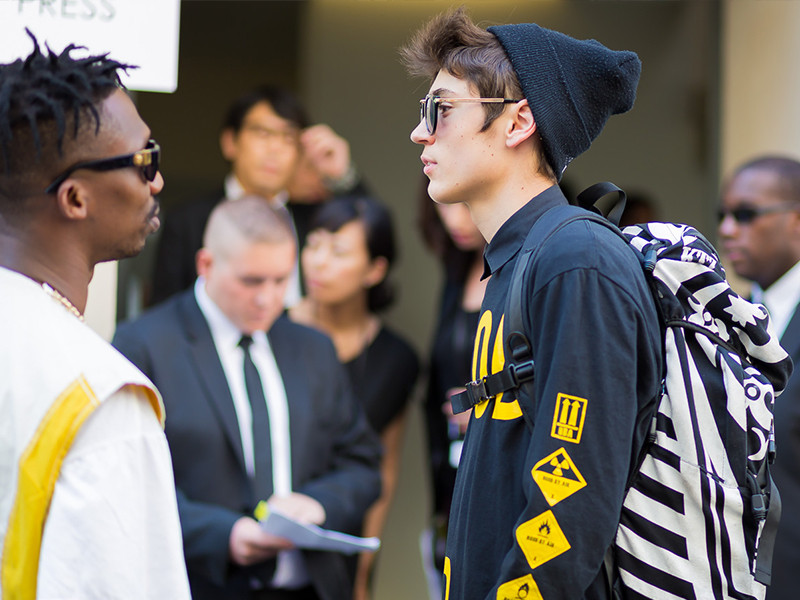 DV8 On Campus Style Report