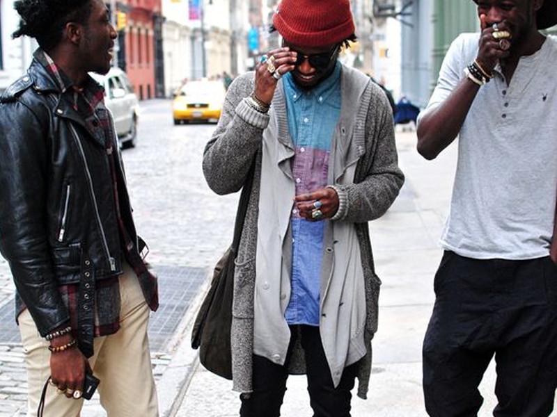 MENS TREND ALERT - Streetwear Classics