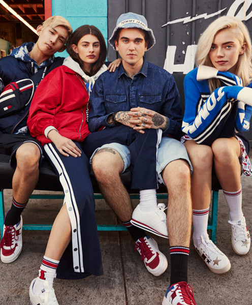 TOMMY JEANS.. The New Collection!