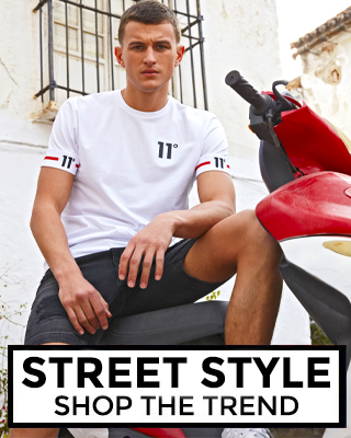 Street Style Men's Clothing | DV8 Fashion